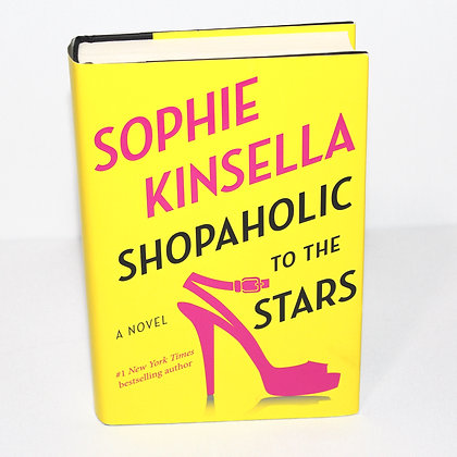 Hardcover Shopaholic to the Stars Sophie Kinsella