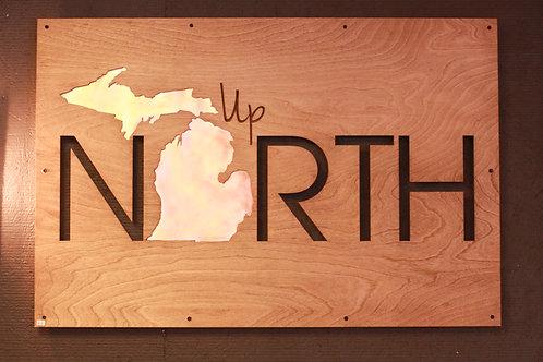 northern michigan sign