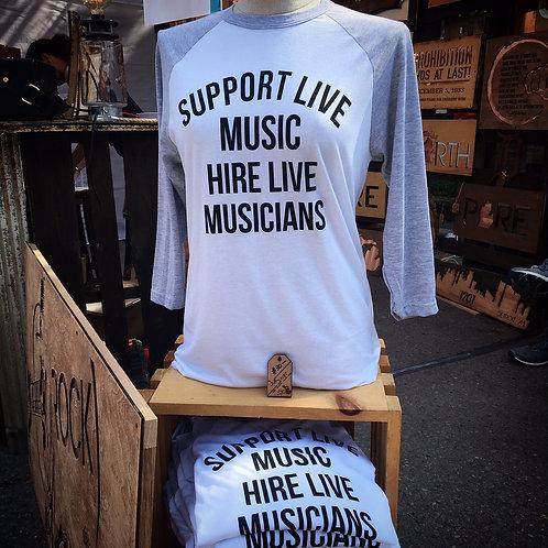 LIVE MUSIC RAGLAN