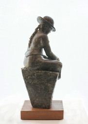 Altiplano Woman