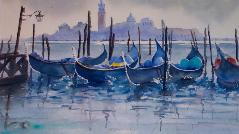 Resting Venice