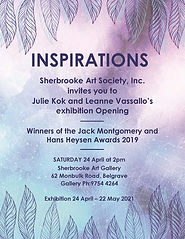 Inspirations invitation _ Julie and Lean