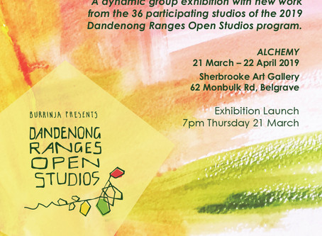 Join us for the launch of the Alchemy Exhibition
