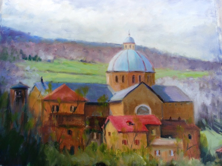 Tuscany in Oils