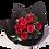 Thumbnail: Bouquet de 12 rosas premium