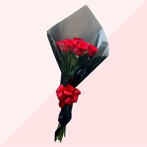 Bouquet de rosas premium