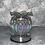 Thumbnail: The Corded Large Iridescent Petal Lam