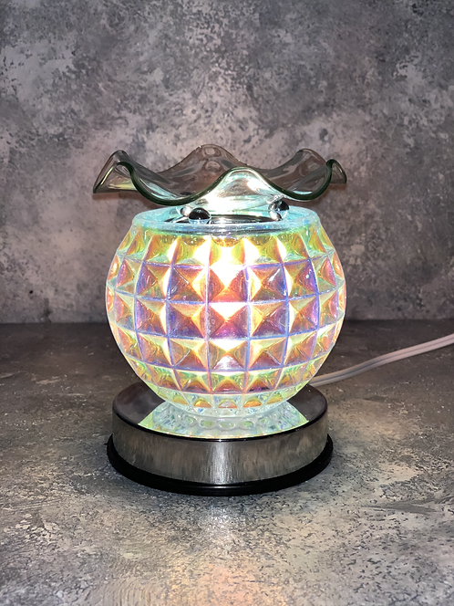 The Corded Large Iridescent Pattern Lam