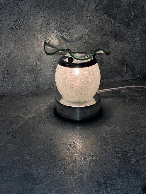 The Corded White Vanilla Lamp