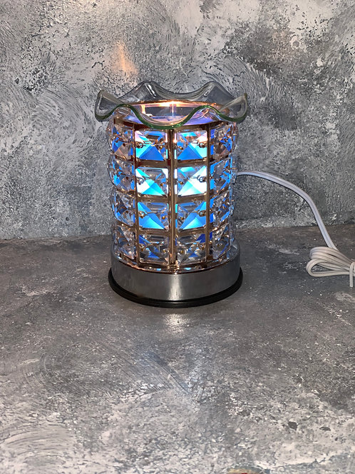 The Corded Sapphire Lamp