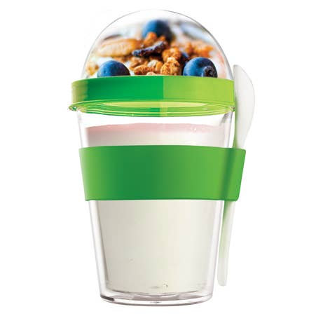 Yogurt On The Go - Green