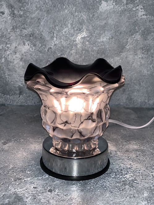 The Corded Black Reign Lamp
