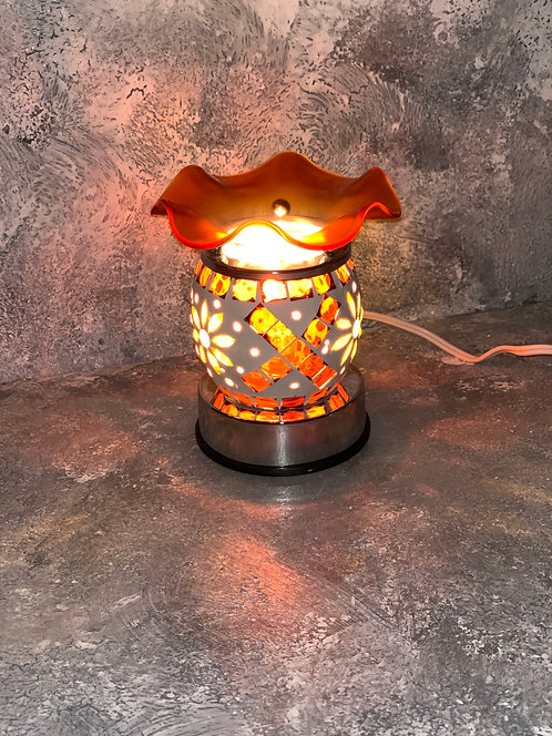 The Corded Tribe Lamp