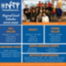 NFTY-PAR 2019-2020 Calendar Social Media