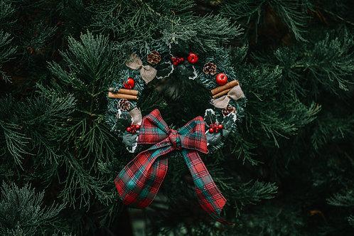 Helen - Scottish kiss Wreath