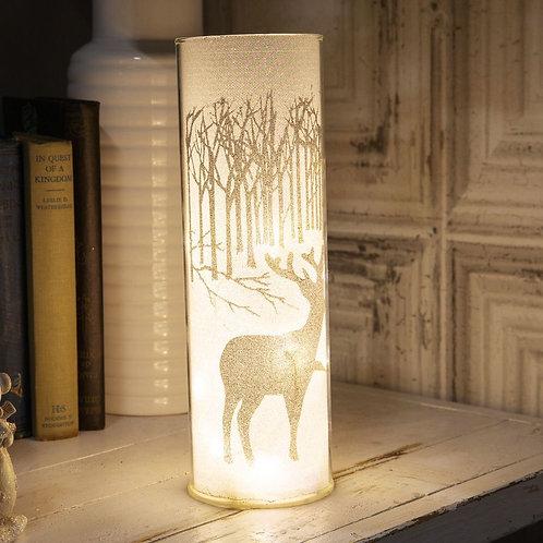 Fairy light Reindeer lamp