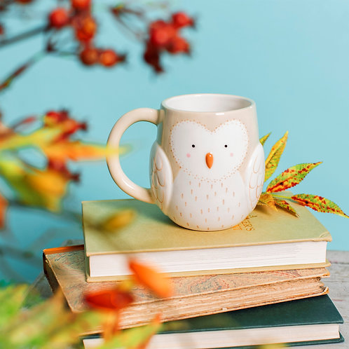 Olivia Owl Mug