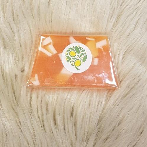 Happy Orange soap