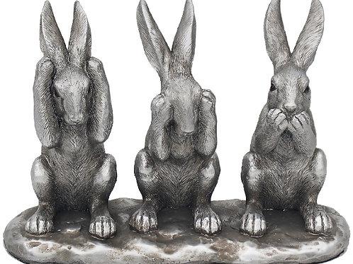 Hear no evil Bunnys