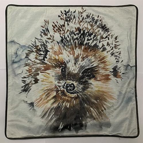 hedgehog cushion