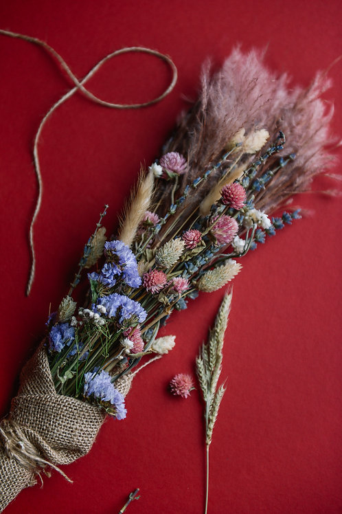 Dried Lovely Lilac Flowers