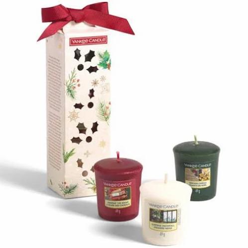Yankee candle votive set
