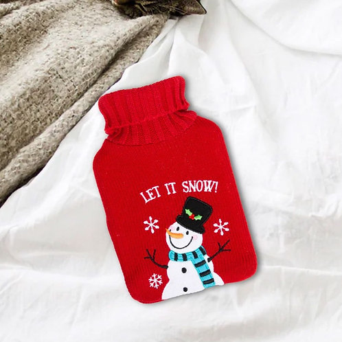 Christmas Hot water bottle