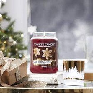 Glittering Star Yankee candle