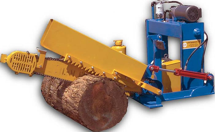 Log Cut Off Saws | LM Saws