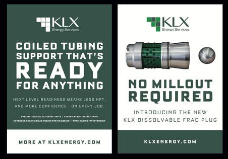 KLX PERMIAN AIRPORT ADS