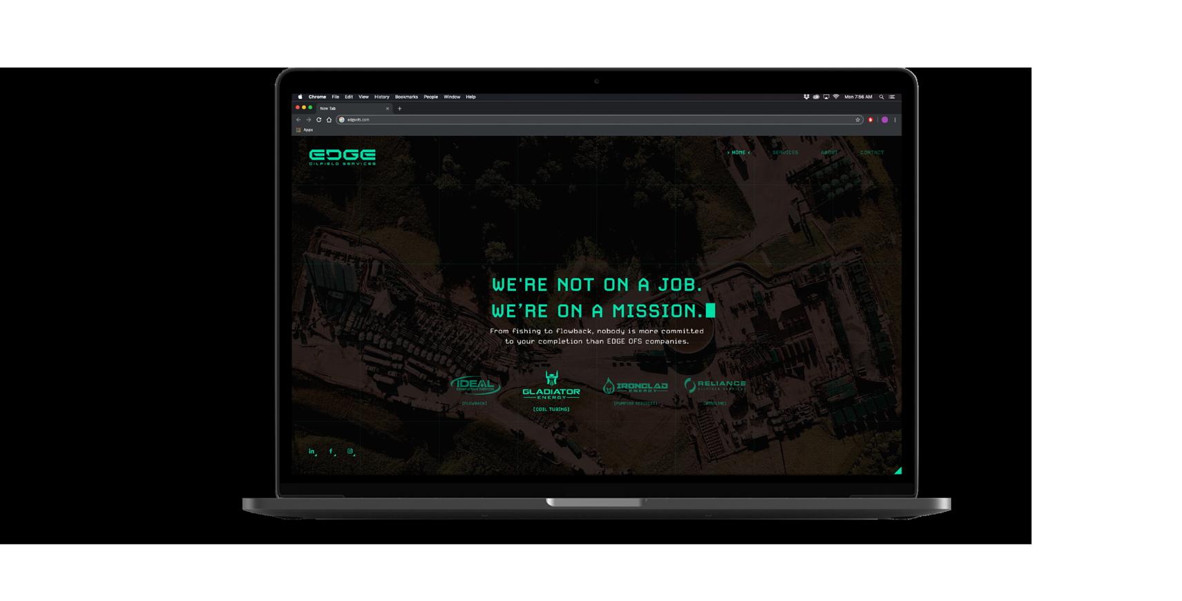 Edge-Website