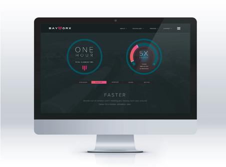 BAYWORX RAIL WEB DESIGN