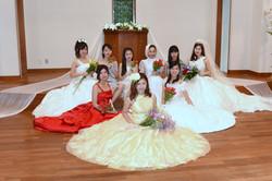 Wedding Dress Models