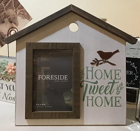 Home Tweet Home Photo Frame - 4x6
