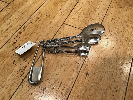 Circa Measuring Spoon Set