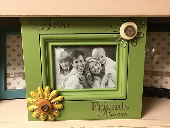 Best Friends Always Frame