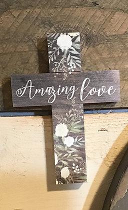 Cross-Amazing Love