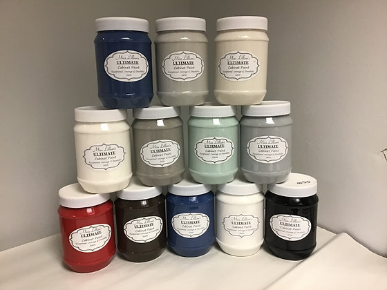 Miss Lillian's Ultimate Cabinet Paint