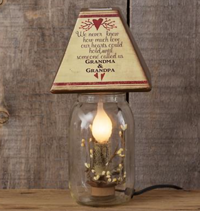 Electric Jar Light - We Never Knew