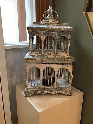 Cambridge Blue Birdcage