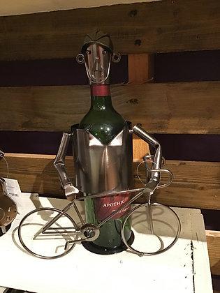 Biker Wine Caddy