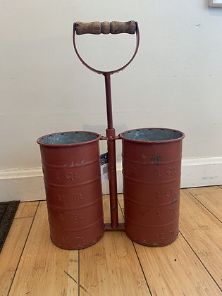 Cans with Handle Planter