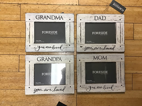 Family Love Photo Frame