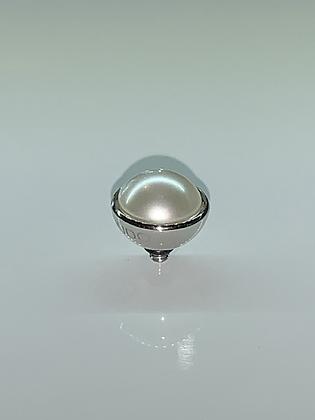 Cream Pearl 11.5mm BOTTONE Topper