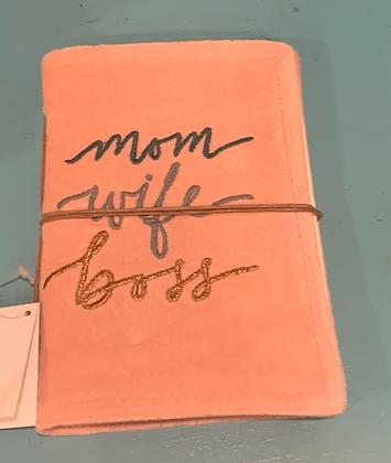 Mom Wife Boss Journal