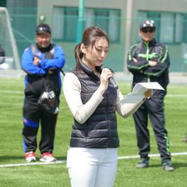 日韓親善サッカーフェスティバル