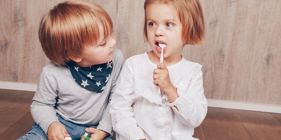 Mausezahnschule für Eltern - At Home (Telefontermin & Zahnpflege Carepaket)