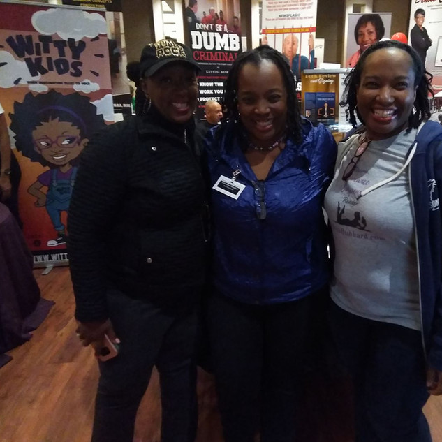 Detroit, MI Book Event
