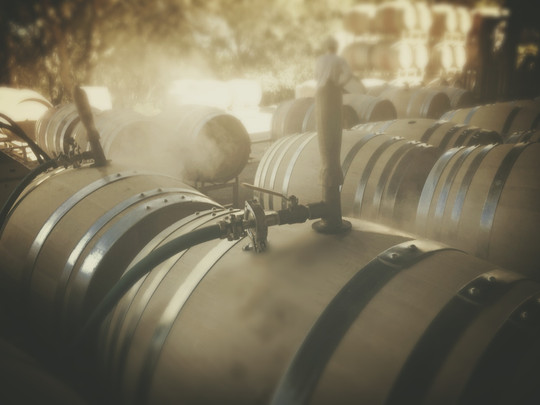 Barrel Steaming