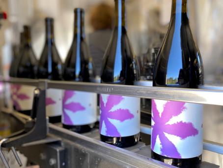 ワインカントリーの春:瓶詰め作業にまつわるお話